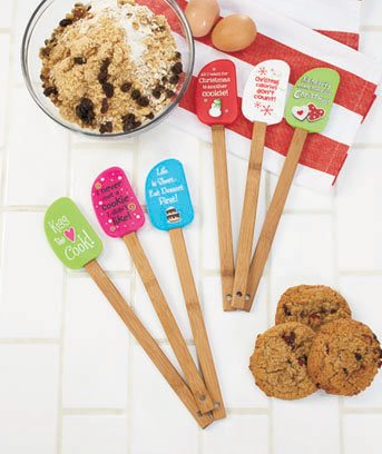 Sets of 3 Whimsical Spatulas