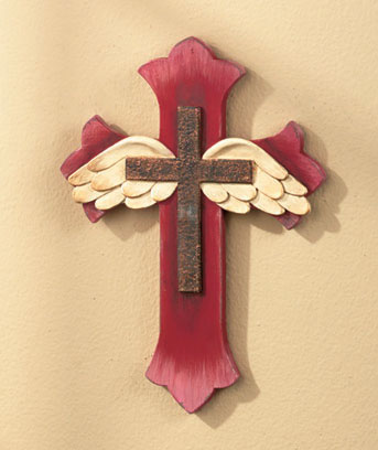 Angel Wing Cross
