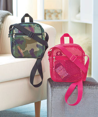 Set of 2 Mesh Everyday Gear Bags