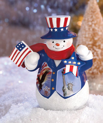 International Snowman Collectibles