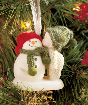 Only Man for Me Snowbabies™ Ornaments