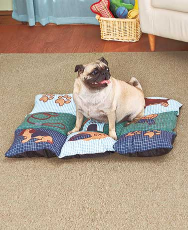 Cozy Patchwork Pet Beds