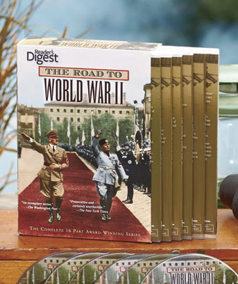 World War II Reader's Digest 6-DVD Set