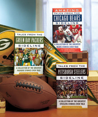 Tales from the Sidelines Books