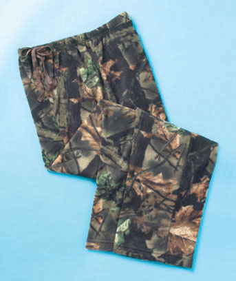 Men's Camouflage Lounge Pants