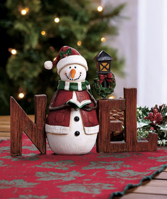 Noel Holiday Sentiment Decor