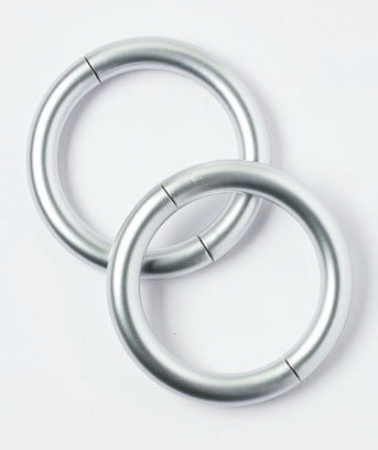 Sets of 2 Magnetic Curtain Tie-Backs