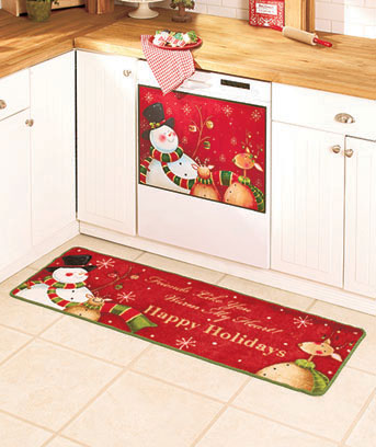 Happy Holidays Kitchen Collection