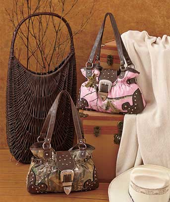 REALTREE� Camouflage Handbags