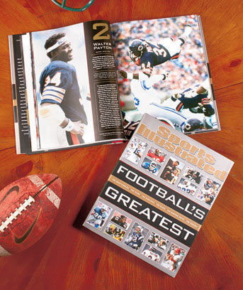 Sports Illustrated Greatest Books