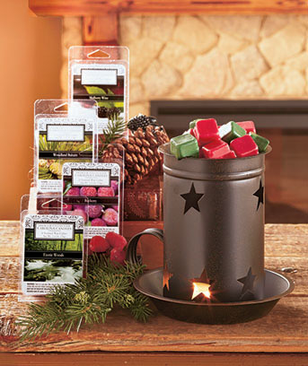 Country Star Warmer or Winter Scents