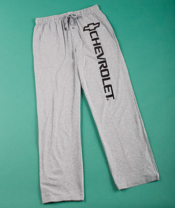 Men's Chevrolet� Licensed Lounge Pants