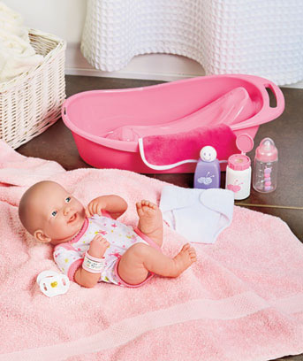 "La Newborn� Real Life 14"" Doll Set or Outfits"