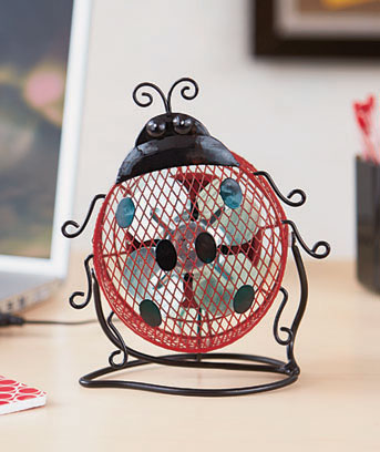 Decorative USB Desk Fans