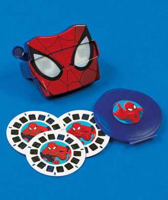 SpiderMan Licensed View-Master� Gift Sets