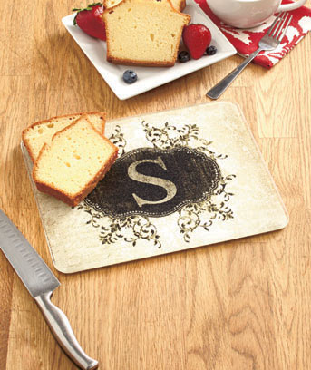 Monogram Cutting Boards
