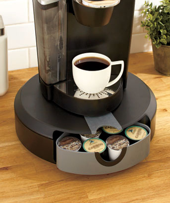 Coffee Pod Carousel