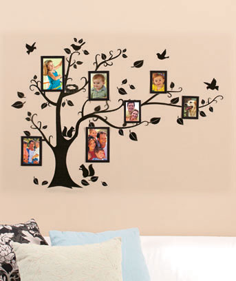 Photo Frame Wall Murals