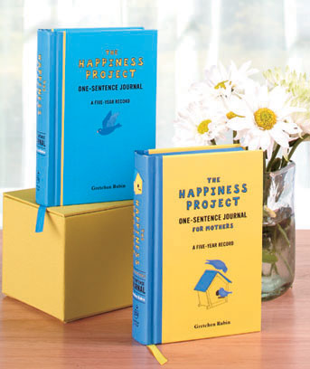 The Happiness Project 5-Year Keepsakes