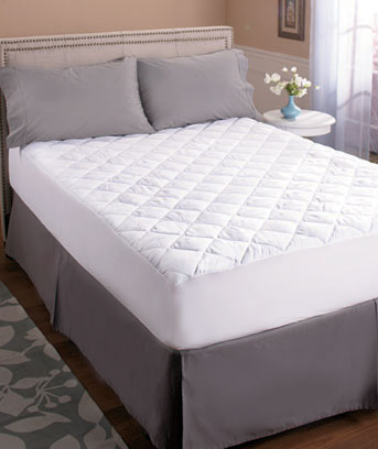 Tranquility Hypoallergenic Mattress Pad
