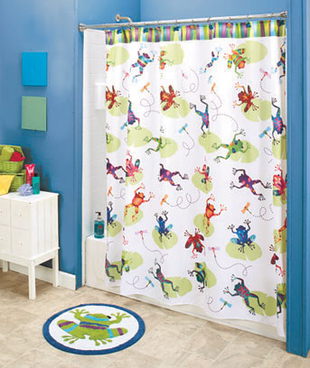 Frog Pad Bathroom Collection