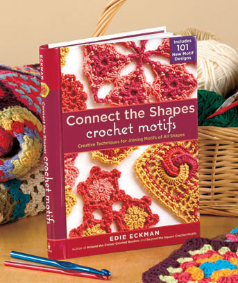iConnect the Shapes Crochet Motifsi Book