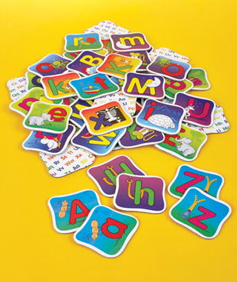 Alphabet Match It� Memory Games