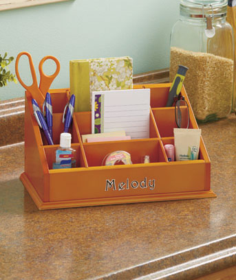 Personalized Desktop Organizers