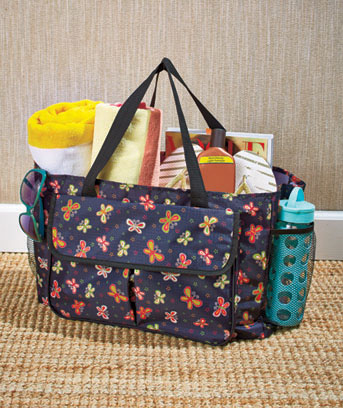 Butterfly Multipurpose Tote