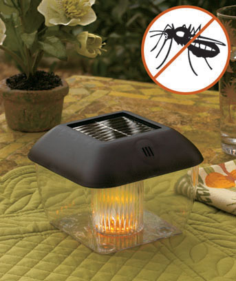 Mosquito Repellant Solar Light