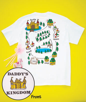 Daddy's Special Activity T-Shirts