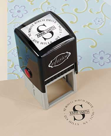 Personalized Self-Inking Stamps