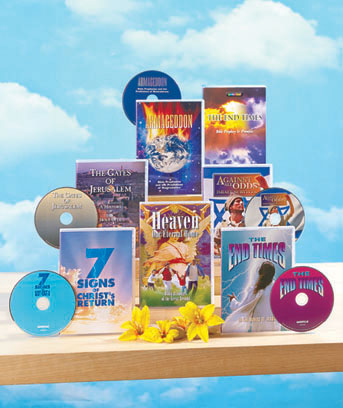 Bible Prophecy and Promises 6-DVD Set