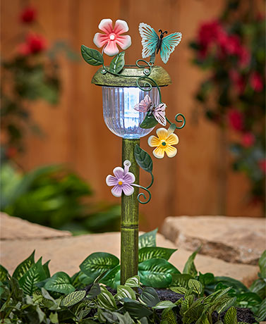Butterfly Decorative Solar Stakes