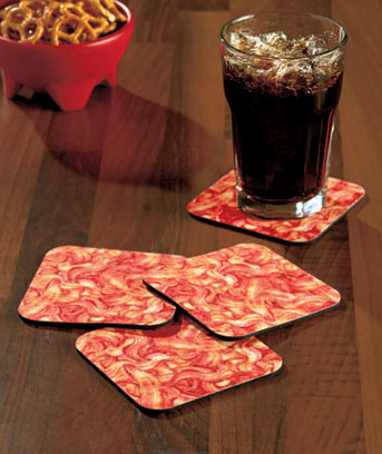 Sets of 4 Novelty Neoprene Coasters