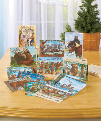 40-Pc. Humorous All Occasion Card Sets