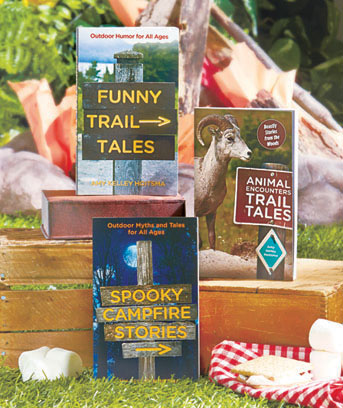 Stories & Tales for the Campfire Books