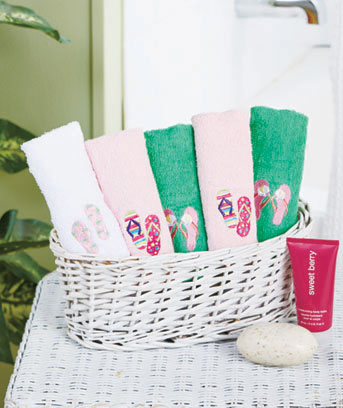 Themed Washcloth Sets