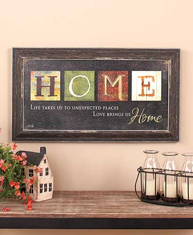 Home Marla Rae Inspirational Wall Art