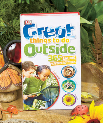 IGreat Things to Do OutsideI Book