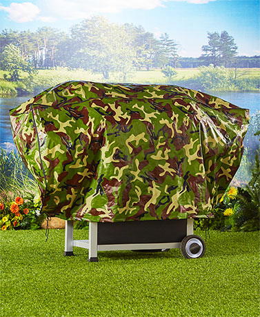 Printed Grill Covers