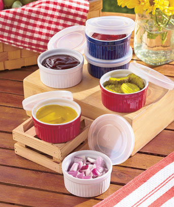 12-Pc. Ramekin Sets