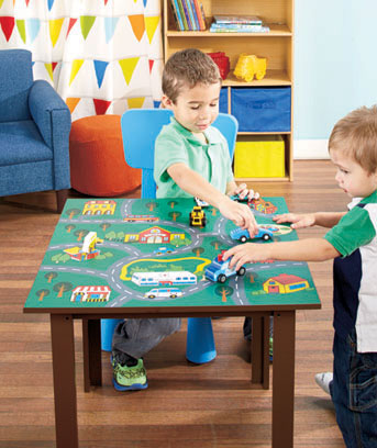City Activity Table or Truck Night Lights