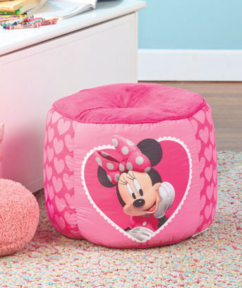 Disney Licensed Poufs