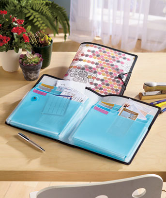 DocIt� 8-Pocket Organizational Folders