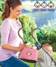 live * love * baby™ Insulated Stroller Organizers