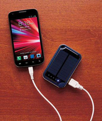 Super Charger™ Universal Solar Charger