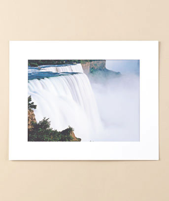 "National Geographic 16"" x 20"" Matted Prints"