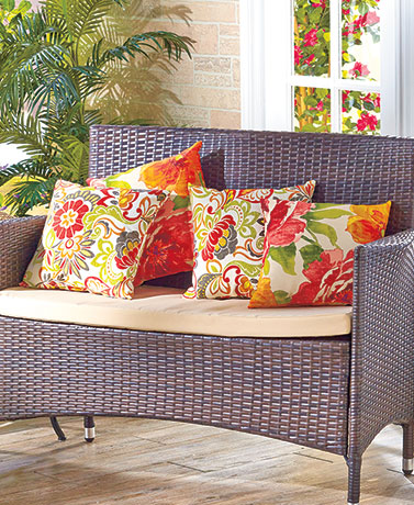 2-Pk. IndoorOutdoor Pillows