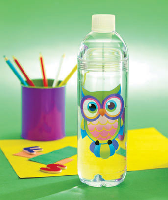 Novelty Water Bottles